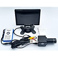 Revolution Imager for Telescope - Live Color Video Camera with Monitor