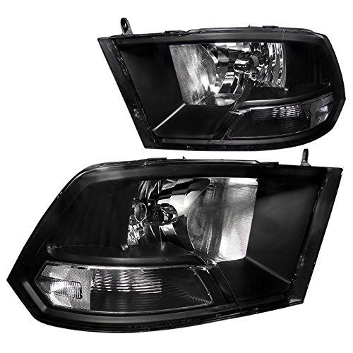 Spec D Tuning 2LH DGP09JM RS Crystal Headlights