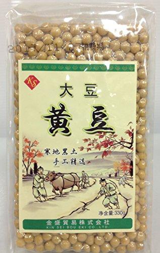 Yellow peas (soybean) 330g by KimuMori