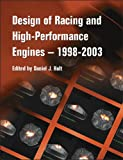 Design of Racing and High-Performance Engines - 1998-2003 (Progress in Technology)