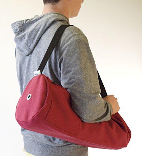 Yoga Mat Bag 100% Hemp, Large or Extra Large (fits all ...
