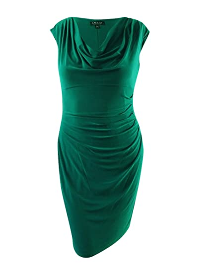facb23dab26 Lauren Ralph Lauren Womens Sleeveless Knee-Length Party Dress at ...