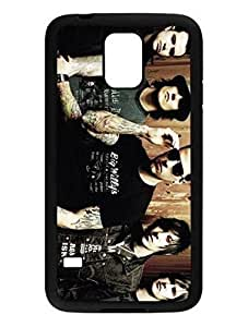 Customized Panic at the Disco Case for Samsung Galaxy S5 (WCA Designed)