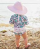 RuffleButts Baby/Toddler Girls Water Lilies One