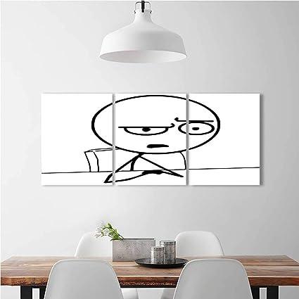 Amazon Com Socomimi 3 Pieces Art The Picture Home Decoration