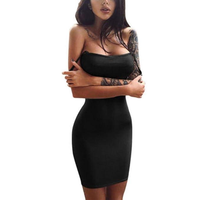 SANFASHION Bekleidung - Vestido - Trapecio o Corte en A ...