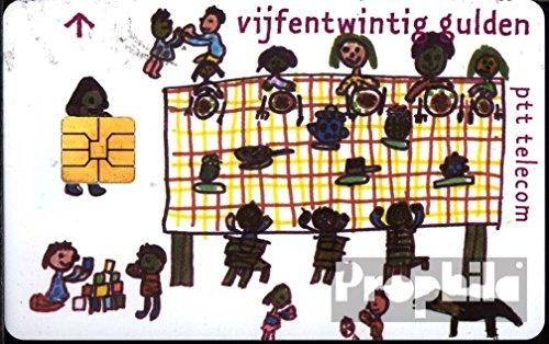 Scooby Doo Allungabile.Prophila Collection Paesi Bassi 1800 25 Gulden Unicef Carte