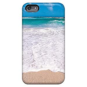 High Grade cell phone carrying cases series case cover iphone 6 plusd 5.5 - foamy sea