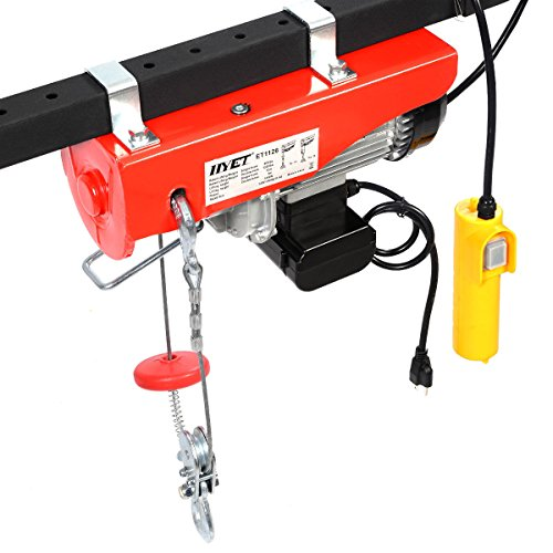 The 8 best electric hoist with remote