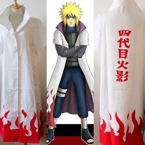 CoolChange vestido de Minato Namikaze, cuarto Hokage, de Naruto ...