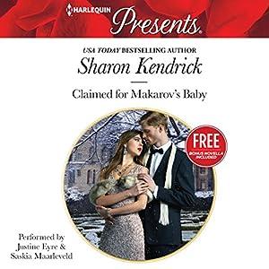 Claimed for Makarov's Baby Audiobook