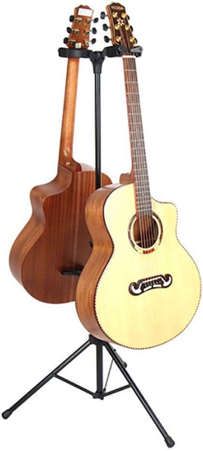 Liuxiaomiao Soporte de Guitarra Guitarra Soporte Marcos Ajustables ...