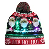 Clearance Sale LED Light-up Hat for Christmas
