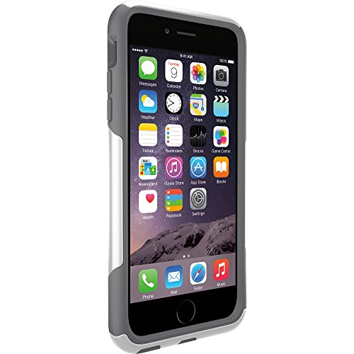 OtterBox COMMUTER iPhone 6 Plus/6s Plus Case - Frustration-Free Packaging - GLACIER...