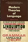 Modern Theories of Language, Philip W. Davis, 0135989876
