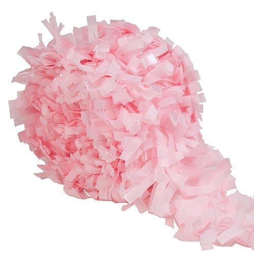 Tissue Festooning (pink) Party Accessory  (1 count) (Art Tissue Festooning)