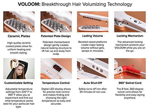 VOLOOM Classic 1 1/2 Inch...