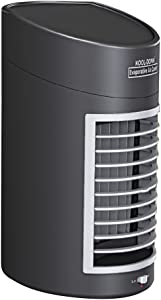 Kool Down Evaporative Cooler, Black