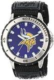 "Game Time Men's NFL-VET-MIN ""Veteran"" Watch - Minnesota Vikings"