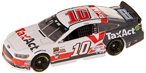 Lionel Racing Danica Patrick # 10 TaxAct 2017 Ford Fusion 1:64 Scale ARC HT Official Diecast of the NASCAR Cup Series