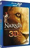 Narnia 3 - Blu-ray 3D Active + Blu-ray 2D + DVD