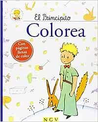 El Principito. Libro De Colorear: Amazon.es: Vv.Aa., Vv.Aa