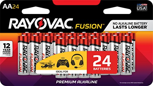 RAYOVAC Advanced Alkaline Batteries 815 24LTFUSJ