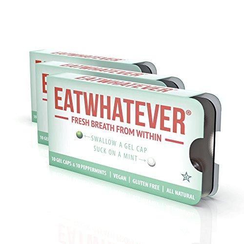 Eatwhatever Breath Freshening System, Peppermint, 30 Servings ()