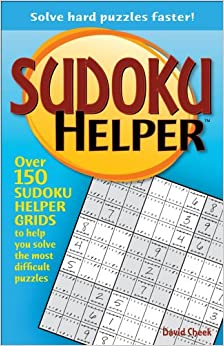 Sudoku Helper: Solve hard puzzles faster!