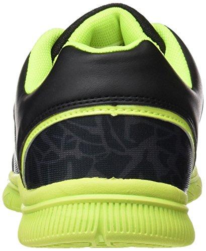 Beppi Sport, Zapatillas de Deporte Unisex Adulto Negro (Black)