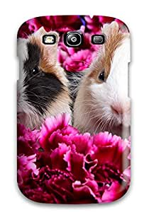 Galaxy S3 Guinea Pigs Print High Quality Tpu Gel Frame Case Cover 6173216K63645748