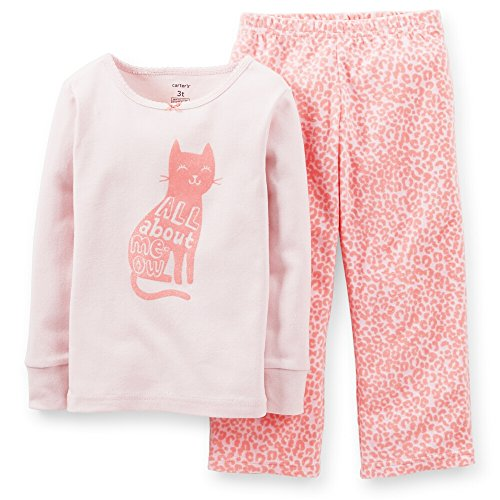 Carters Toddler Clothing Outfit Sleepwear