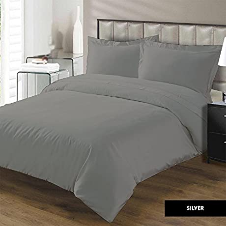 Luxurious 100 Egyptian Cotton 600 Thread Count 5Pc Bedding Set 1 Flat Sheet 1 Fitted Sheet 2 Pillowcases And 1 400 GSM Comforter Solid By Kotton Culture 21 Deep Pocket Olympic Queen