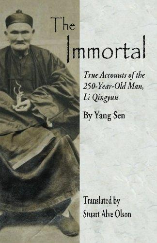 The Immortal: True Accounts of the 250-Year-Old Man, Li Qingyun