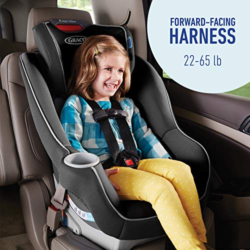 51fQ VeHDhL - Graco Admiral 65 Convertible Car Seat, Studio