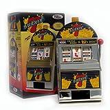 Trademark Poker Burning 7's Slot Machine Bank with Spinning Reels