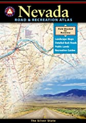 Nevada's favorite state atlas, the Nevada Road and Recreation Atlas, has been completely updated and revised for late 2010. Since its release, nearly 65,000 copies of this popular atlas have been purchased, making it one of the most successfu...