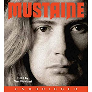 Mustaine Audiobook