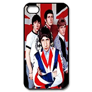 JenneySt Phone CasePopular Music Band -The Who For Iphone 4 4S case cover -CASE-7