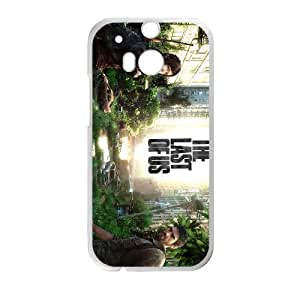 HTC One M8 Cell Phone Case White The Last of Us Remastered 016 FY1376114