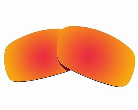 sunnyblue2 naranja lentes de repuesto para Oakley cigueeñal gafas ...