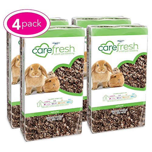 Carefresh Natural Small pet Bedding, 56L