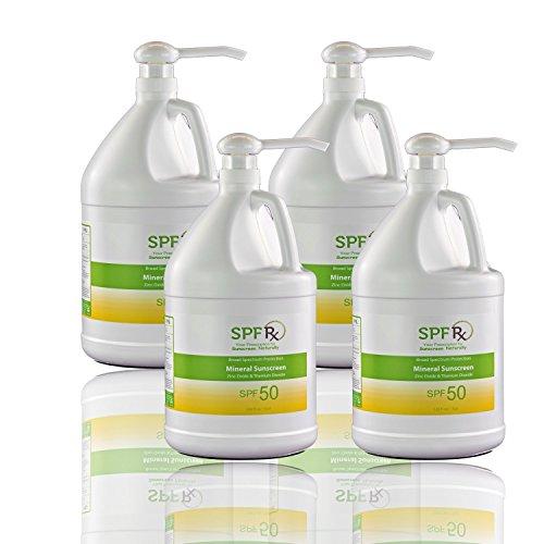 SPF Rx: SPF50 Bulk Natural Sunscreen With Zinc Oxide & Titan