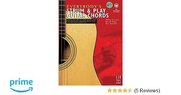 Everybody\'s Strum & Play Guitar Chords: Philip Groeber, David Hoge ...