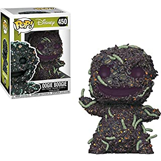 Funko Pop Disney: Nightmare Before Christmas - Oogie Boogie with Bugs Collectible Figure, Multicolor
