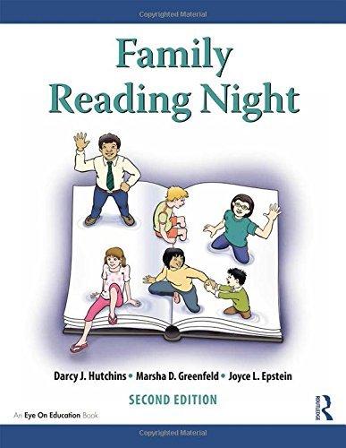 Family Reading Night by Hutchins Darcy J. Epstein Joyce L. Greenfeld Marsha D. (2014-09-26) Hardcover