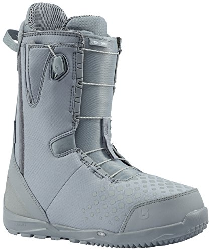Burton Concord Speed Zone Snowboard Boots Gray US Men's 12 by Burton