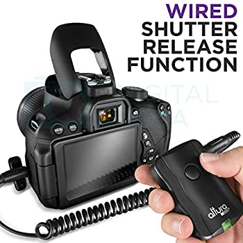 Altura Photo Professional Flash Kit For Nikon Dslr - Includes: I-ttl Flash (Ap-n1001), Wireless Flash Trigger Set & Accessories 7