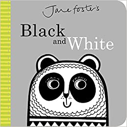 Black & White baby book