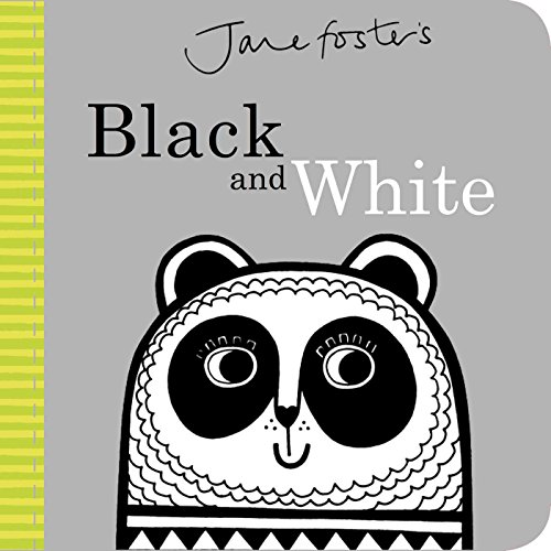 Jane Foster's Black and White (Jane Foster Books)]()